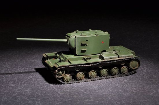 1/72 Russian KV-2 w. 107mm zis-6