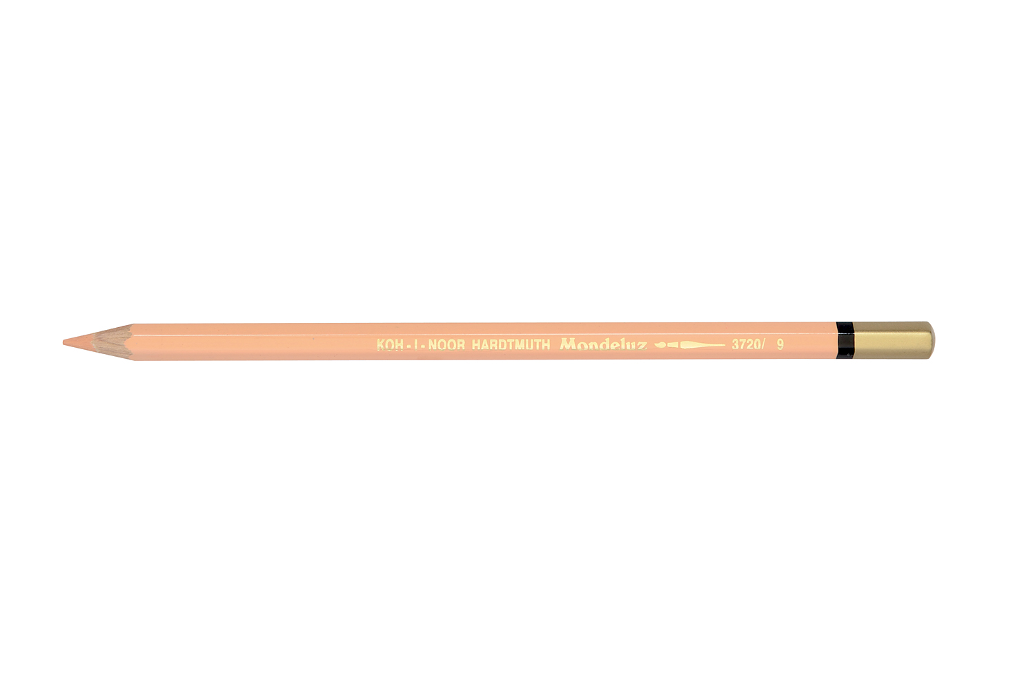 aquarell coloured pencil 3720 apricot orange