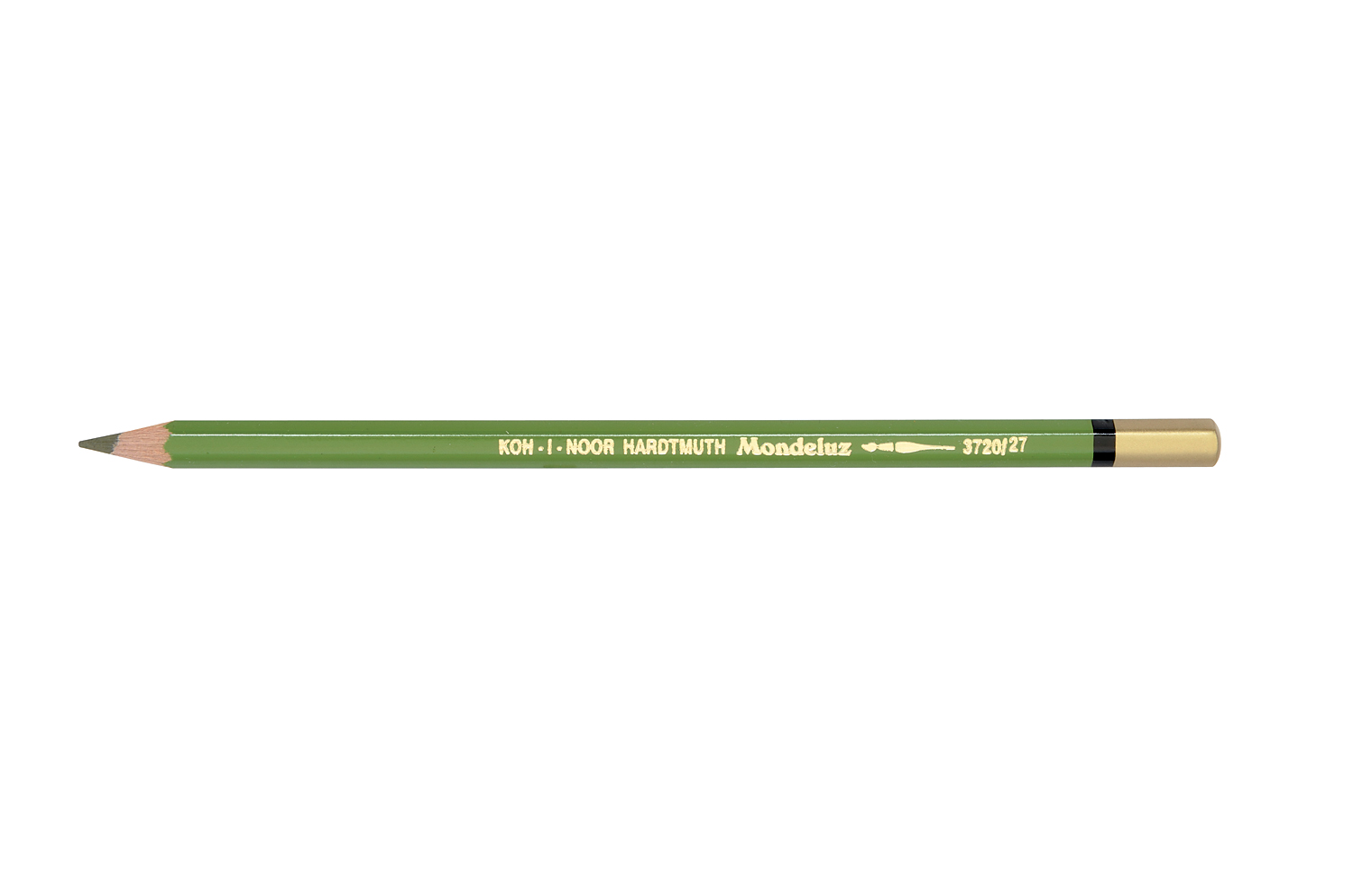 aquarell coloured pencil 3720 olive green dark