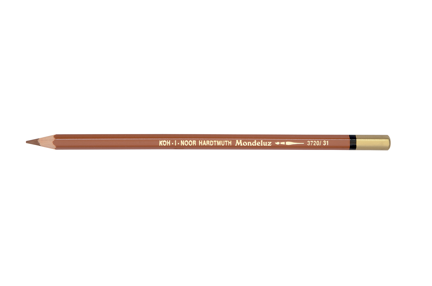 aquarell coloured pencil 3720 light brown