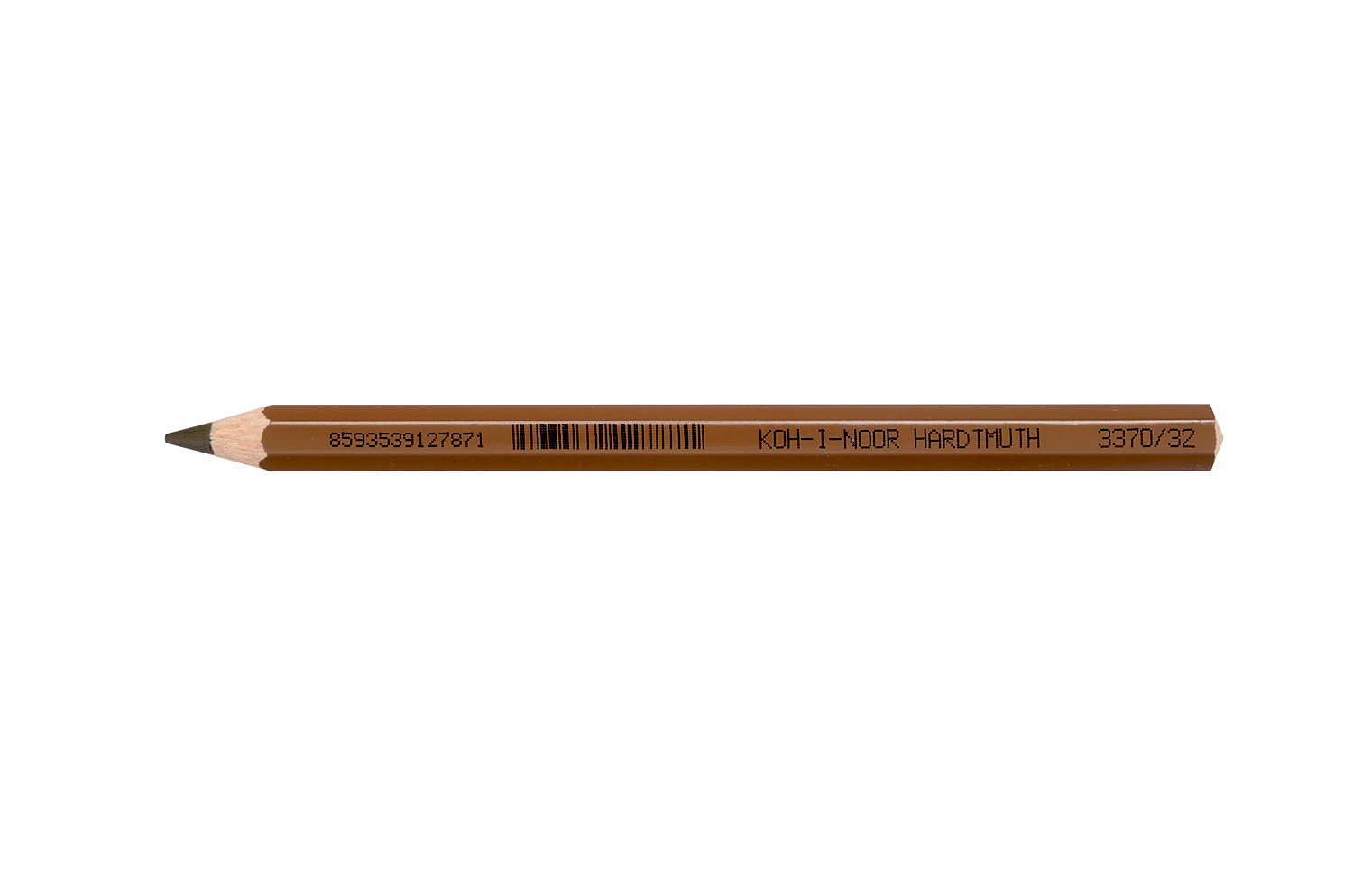 aquarell coloured pencil 3720 natural sienna