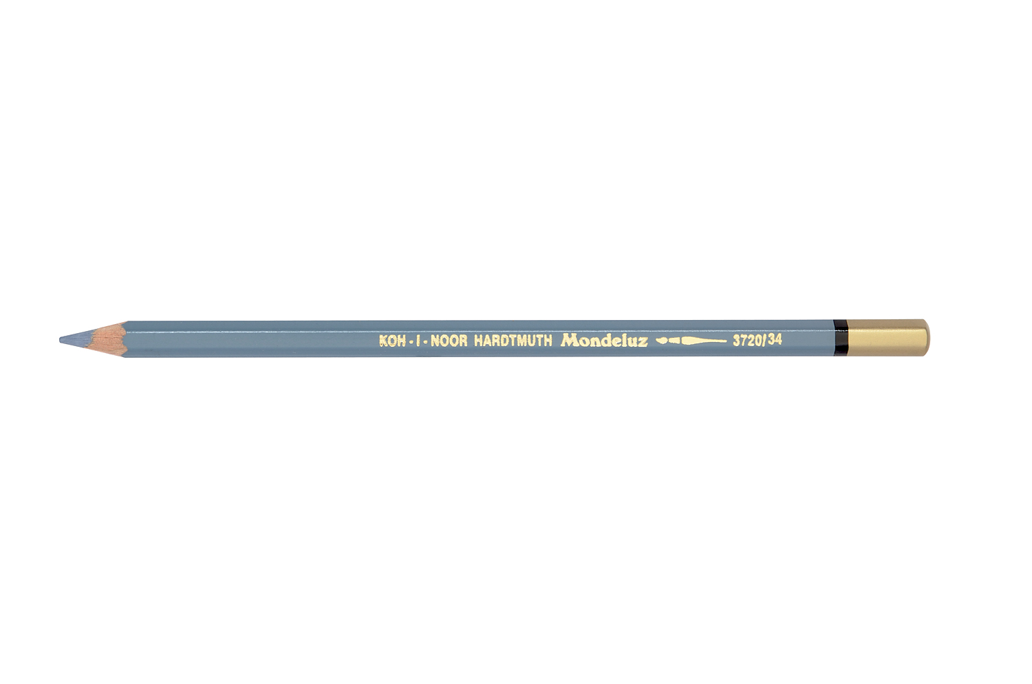 aquarell coloured pencil 3720 bluish grey light