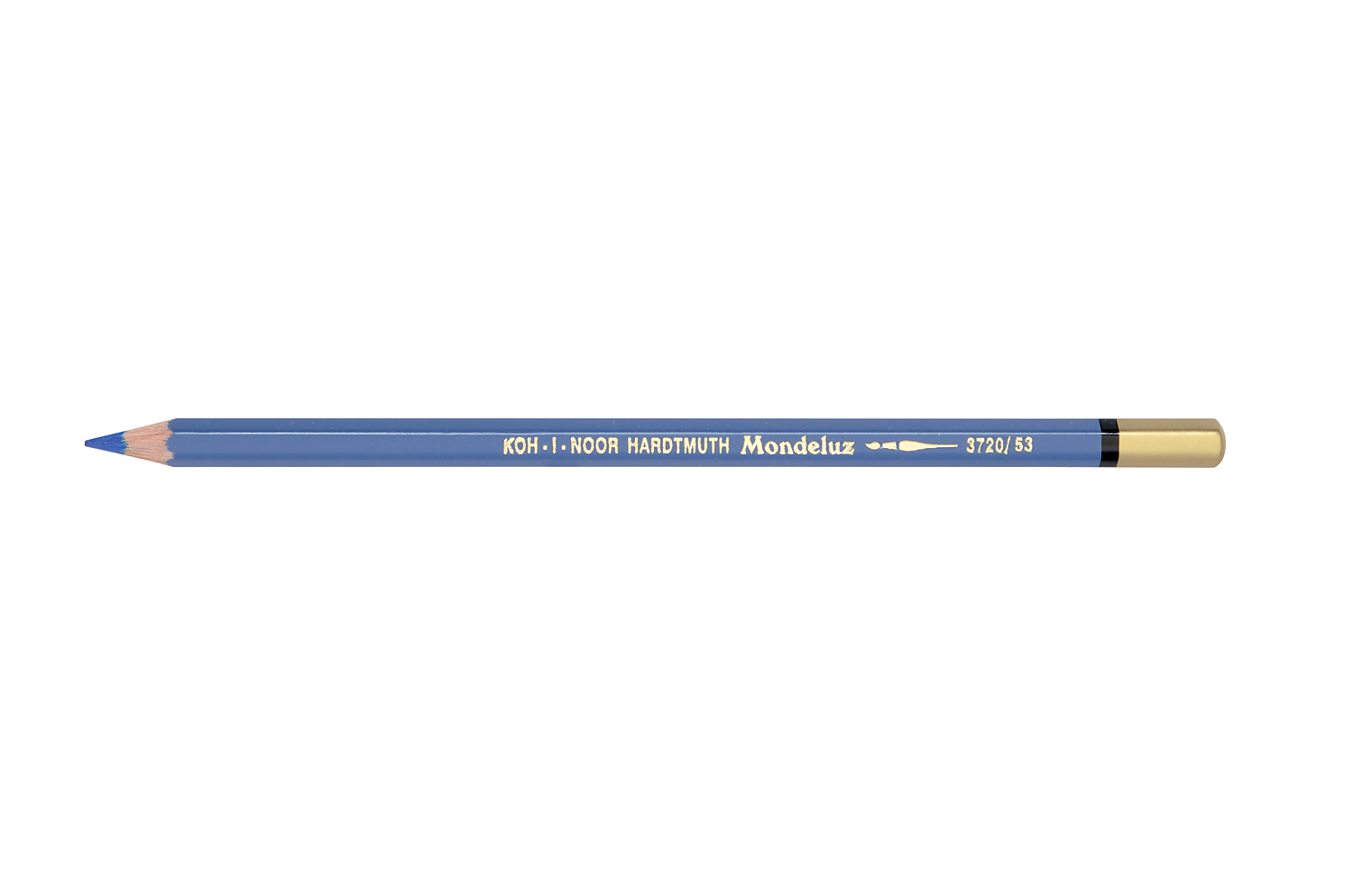 aquarell coloured pencil 3720 phthalo blue