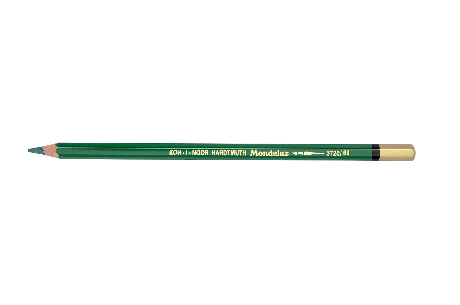aquarell coloured pencil 3720 emerald green