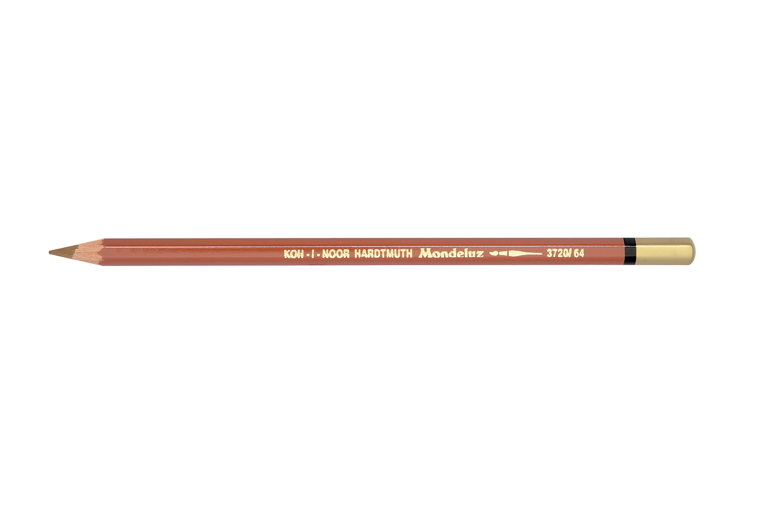 aquarell coloured pencil 3720 burnt ochre