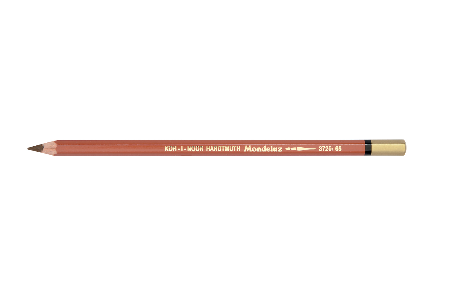 aquarell coloured pencil 3720 medium terracotta