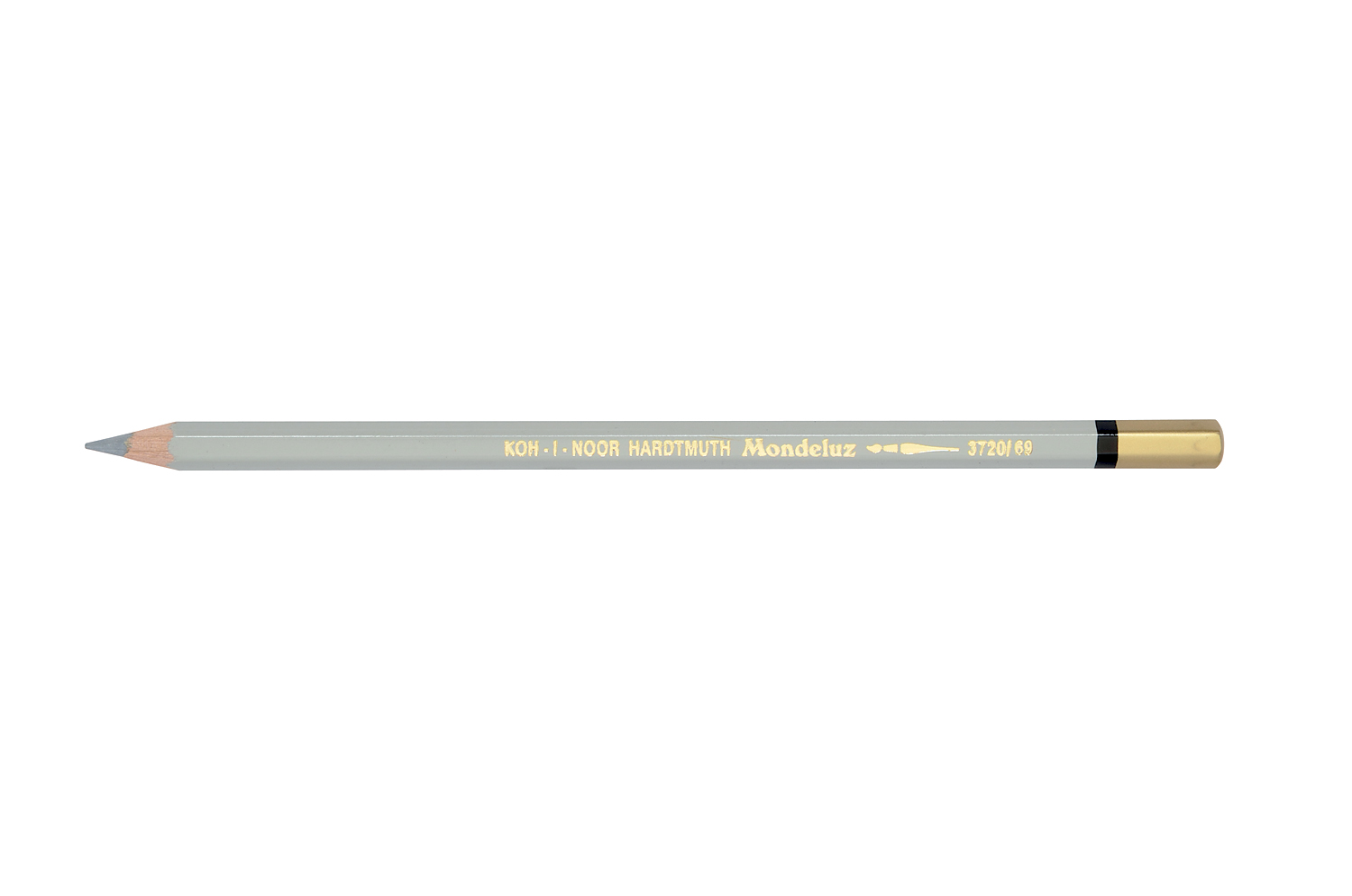 aquarell coloured pencil 3720 light grey
