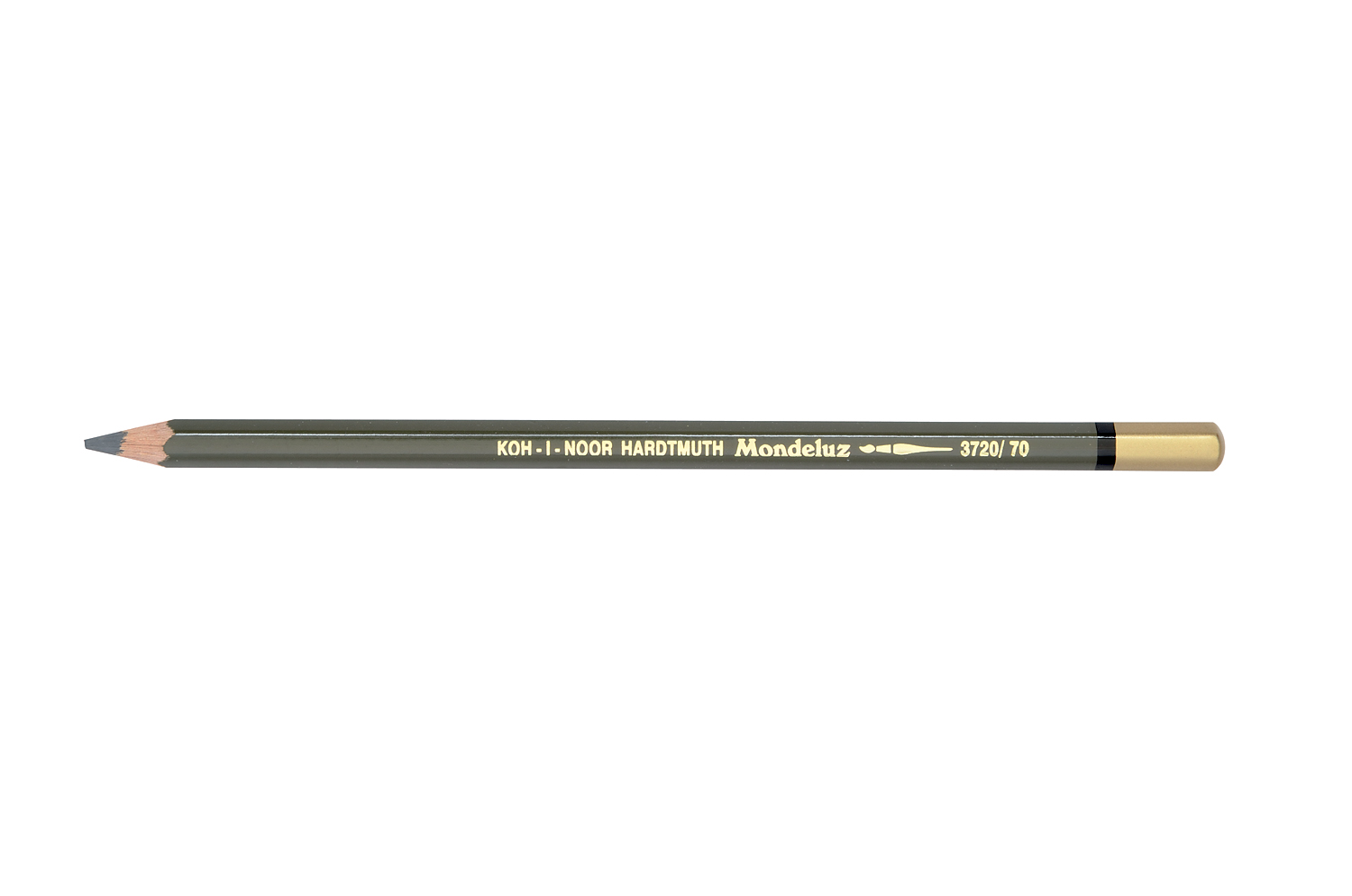 aquarell coloured pencil 3720 dark grey