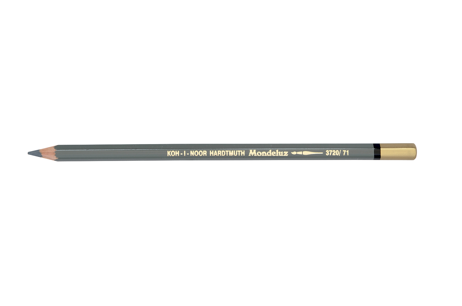 aquarell coloured pencil 3720 medium grey