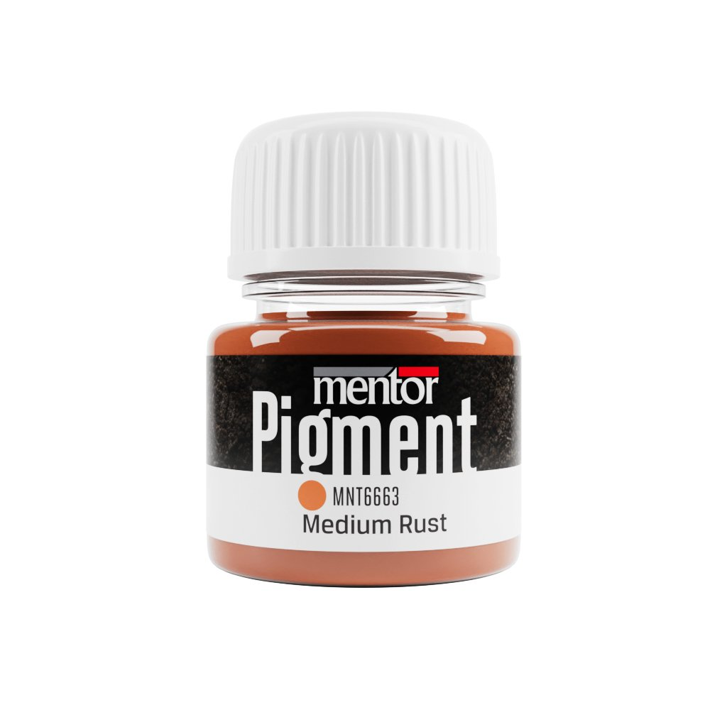 Medium Rust 15ml