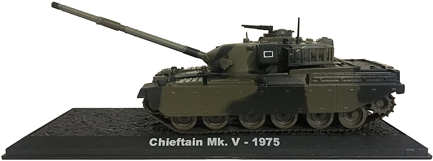 Chieftain Mk5 British Army of Rhine (BAOR) Germany-!975