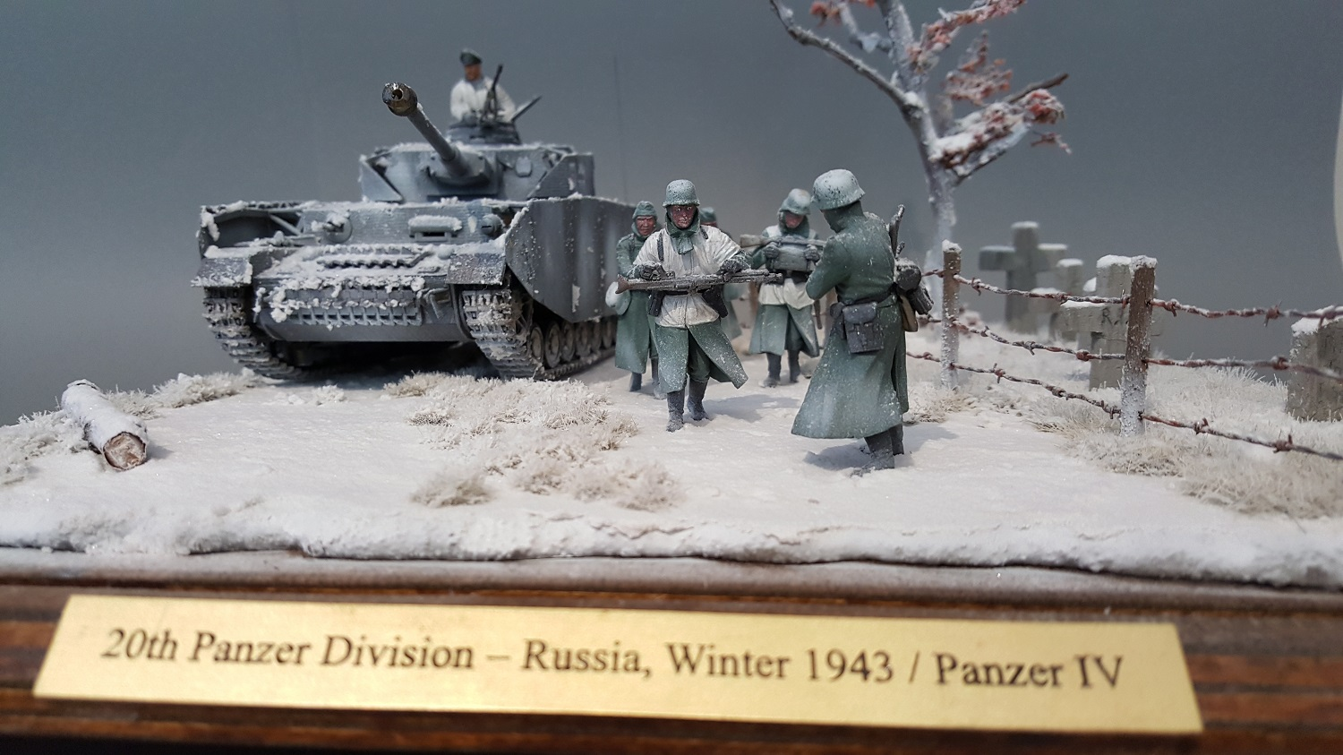 20th Panzer Division - Russia, Winter 1943 / Panzer IV