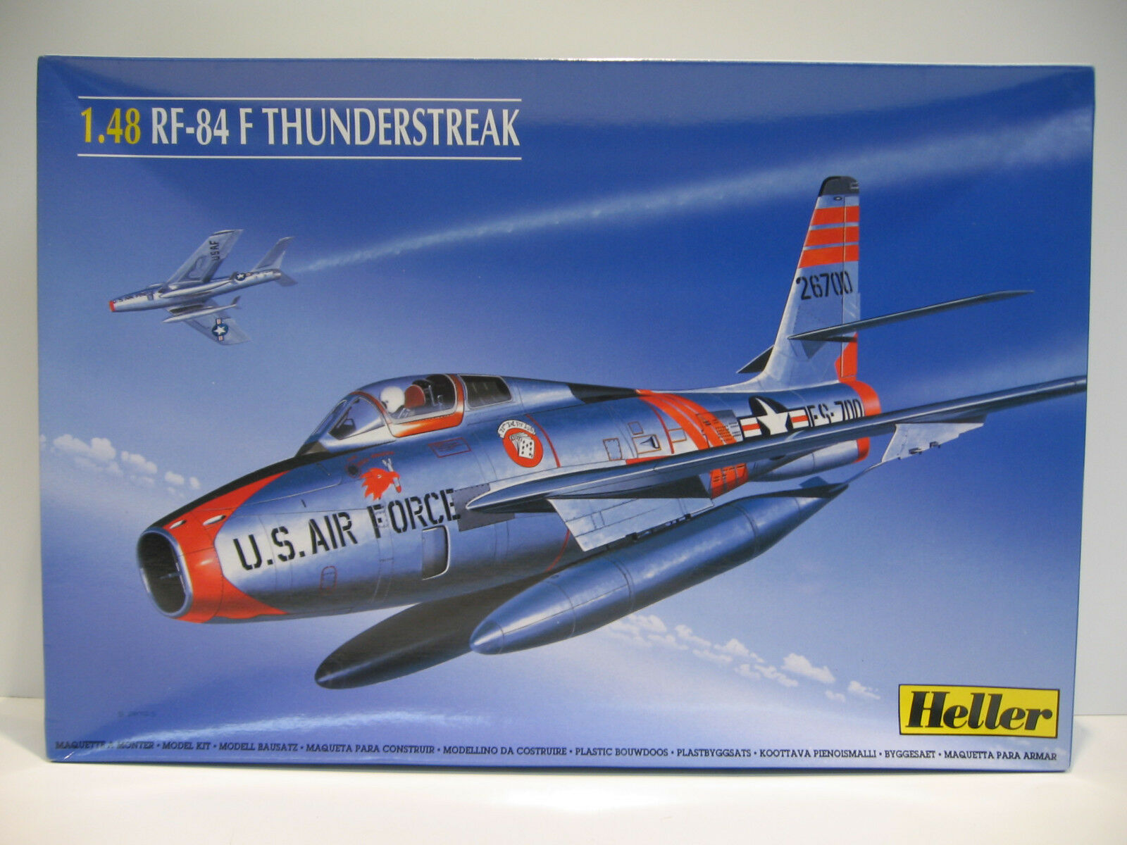 Republic RF-84 F Thunderstreak