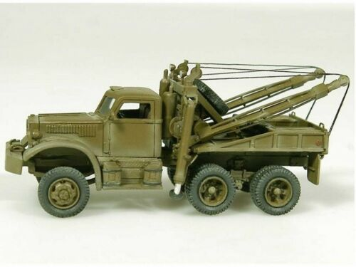 IBG 1/72  Maket Diamond T 969 Wrecker