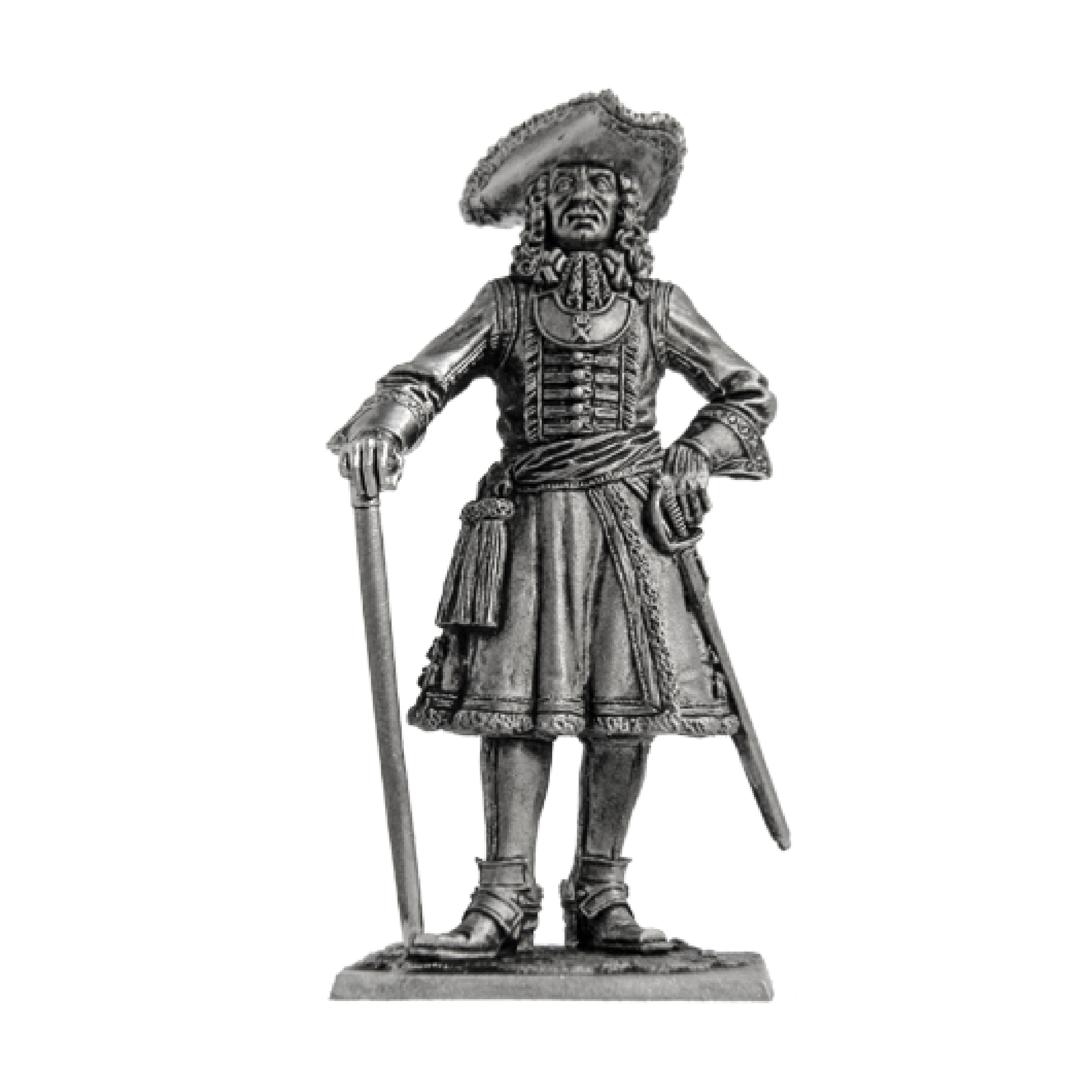 Headquarters officer of the Preobrazhensky regiment, 1698-1700 Russia