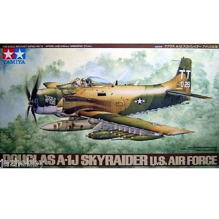 1/48 A-1J Skyraider U.S. Air Force